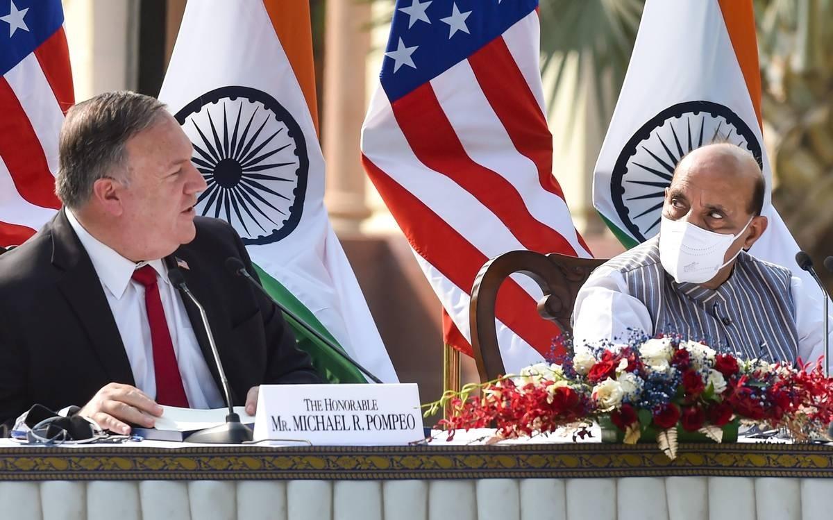 Thấy gì từ thỏa thuận chia sẻ công nghệ quân sự cao cấp Ấn Độ - Mỹ?
