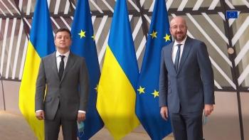 Khí đốt của Nga: Chủ đề chính gây bất đồng tại thượng đỉnh Ukraine-EU