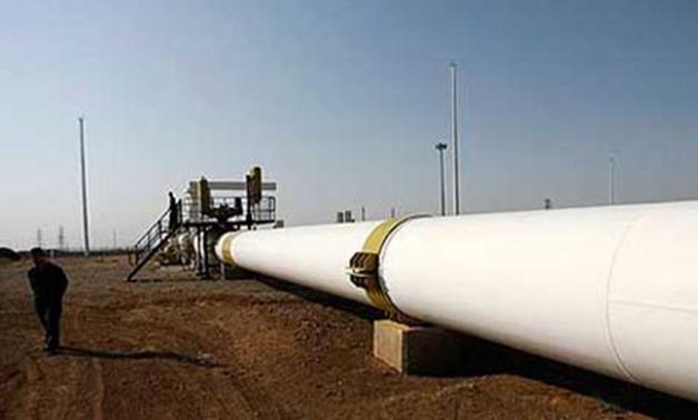 Ai Cập khởi động xây dựng đường ống dẫn khí đốt ở sa mạc phía tây