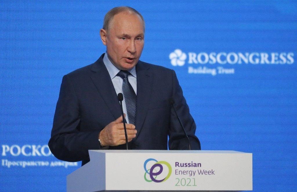 TT Putin: Mỹ đã góp phần gây ra cuộc khủng hoảng khí đốt ở châu Âu như thế nào?