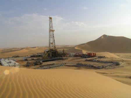 SDX khởi động chiến dịch khoan 12 giếng ở Ai Cập