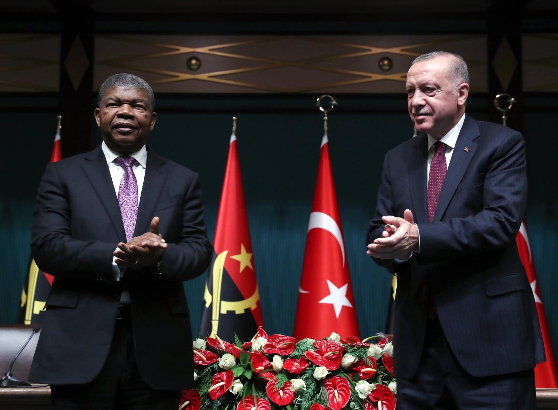 Thổ Nhĩ Kỳ đẩy mạnh các quân cờ tới châu Phi