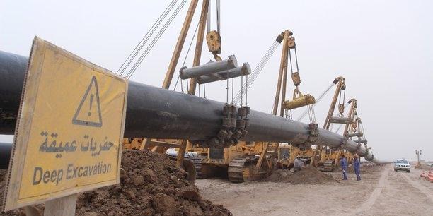 Israel có kế hoạch xây dựng đường ống dẫn khí đốt mới đến Ai Cập