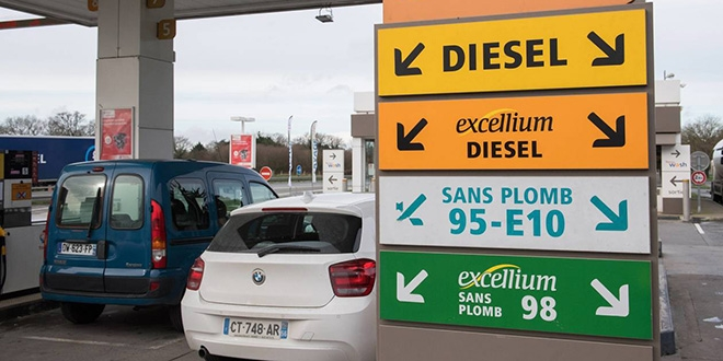 Giá nhiên liệu tăng cao, Pháp lo sợ bạo động xã hội