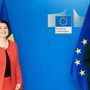 EU viện trợ tài chính cho Moldova trong cuộc so găng khí đốt với Nga
