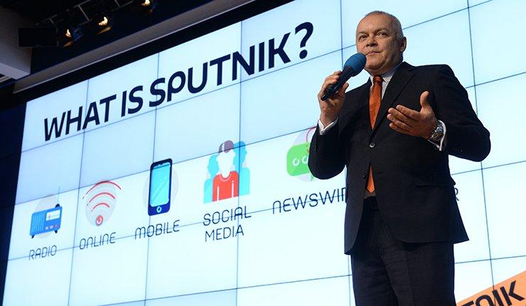 Nga sắp có vũ khí truyền thông mới