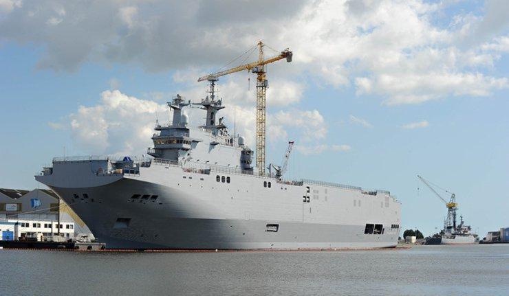 Nga ra tối hậu thư cho Pháp về Mistral