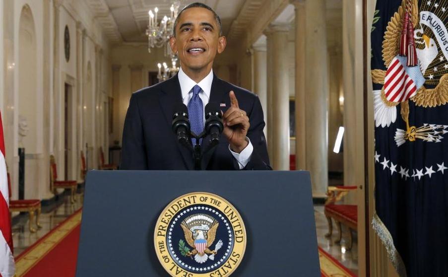 Cuộc phiêu lưu mới của Obama