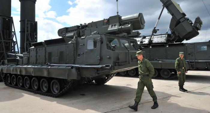 Vì sao Nga đưa tên lửa phòng không tới Syria?