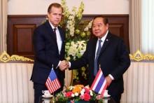 """THẾ GIỚI 24H: Mỹ """"ép"""" Thái Lan chống Trung Quốc"""