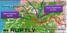 Đâu là nguyên nhân thật sự Thổ bắn hạ máy bay Nga?