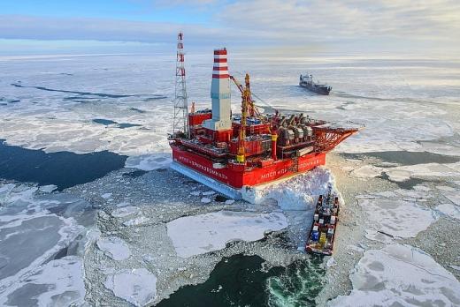 Sản lượng dầu khí của Nga ở Bắc Cực sẽ tăng mạnh