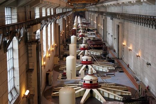 Nga sử dụng tua-bin thủy điện thế hệ mới