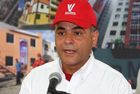 venezuela bo nhiem bo truong dau khi moi