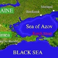 bien azov noi xay ra xung dot nga ukraine la noi nhu the nao