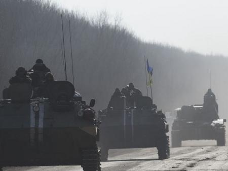 hoa binh go cua mien dong ukraine