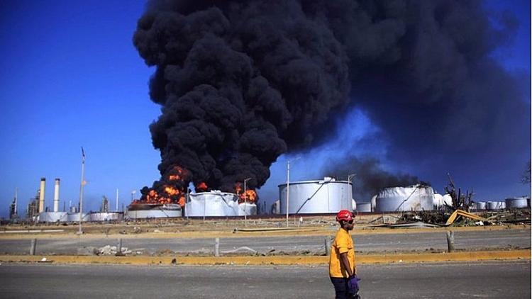 Venezuela sẽ mua tên lửa để bảo vệ các cơ sở dầu mỏ?