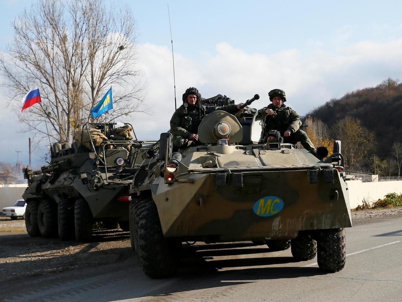 Bất chấp Nga phản đối, Thổ Nhĩ Kỳ vẫn gửi quân đến Azerbaijan