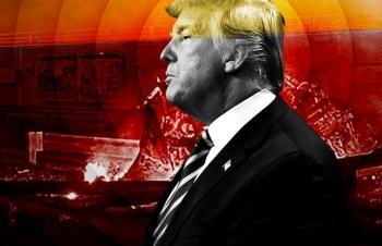 Ông Trump tính đánh phủ đầu Iran trước khi rời Nhà Trắng