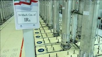Iran làm giàu Uranium với tốc độ tối đa