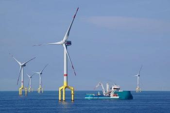 EU đầu tư khủng vào điện gió ngoài khơi