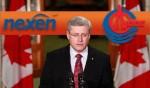 Canada đồng ý bán công ty dầu khí Nexen cho Trung Quốc