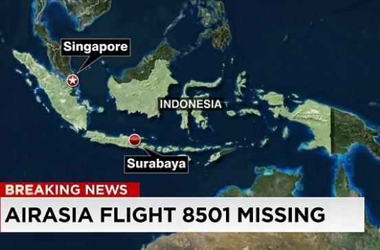 Loạn thông tin về máy bay mất tích của AirAsia