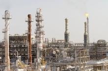 gazprom neft khai truong khu lien hop xu ly khi tai iraq