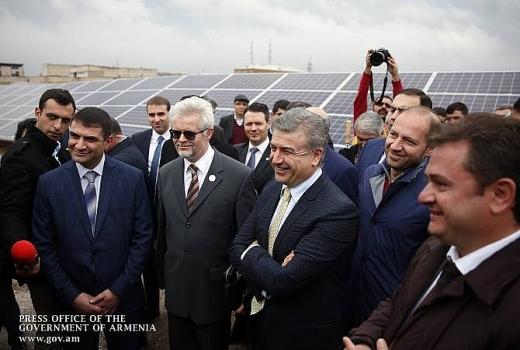 armenia muon giam phu thuoc vao nang luong cua nga