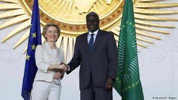 Cuộc tranh giành ảnh hưởng của các cường quốc tại châu Phi