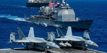 Hải quân nước nào đang thống trị các đại dương?