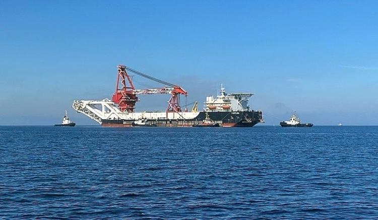 Vì sao Mỹ bất lực trước Nord Stream 2?
