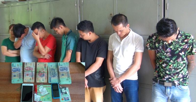 Triệt phá đường dây đánh bạc online 600 tỉ đồng ở Thanh Hoá