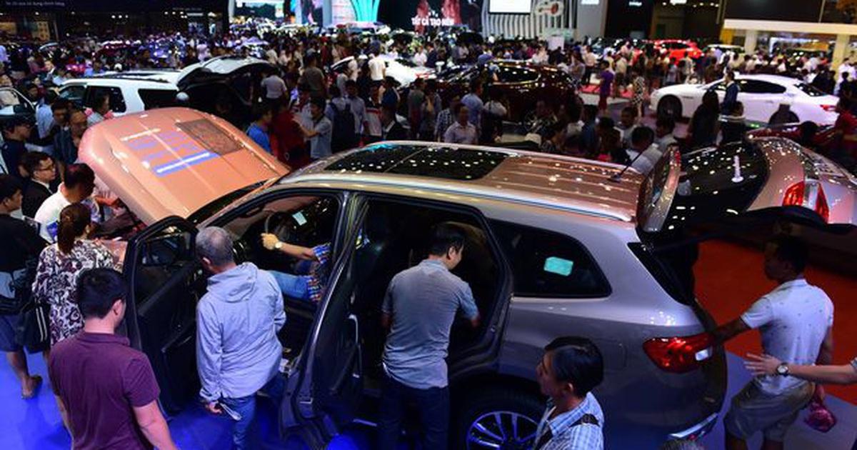 Những quyết sách làm đổi thay toàn diện thị trường xe Việt Nam