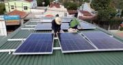 EVN nói gì về hiện tượng bùng phát điện mặt trời áp mái?