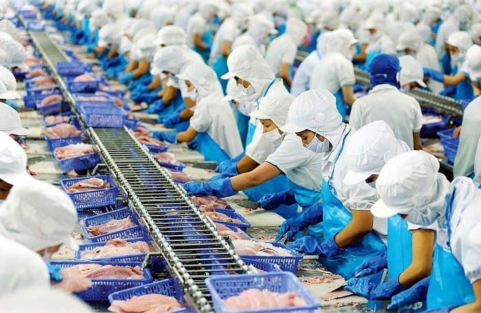 Nhiều mặt hàng nông sản xuất sang Anh hưởng thuế 0% từ hôm nay