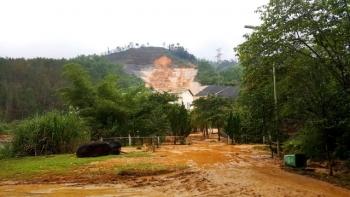 Thủy điện A Lưới gặp sự cố rò rỉ nước