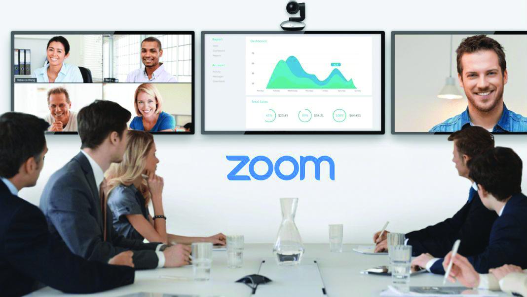 Zoom đã có bước phát triển thần tốc trong COVID-19.