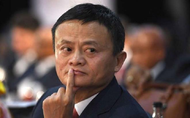 Tỷ phú Trung Quốc Jack Ma. (Ảnh: Fresh News)