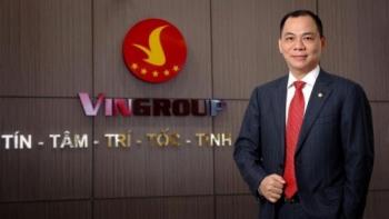 Bất chấp COVID-19, tài sản của các tỷ phú USD Việt Nam vẫn tăng mạnh