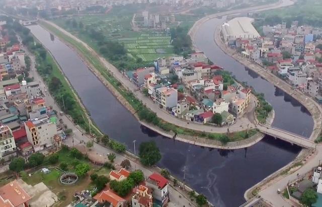 Đề xuất phương án dẫn nước sông Hồng bổ cập cho sông Tô Lịch - 1