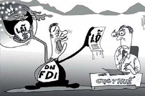 Doanh nghiệp FDI tiếp tục báo lỗ!