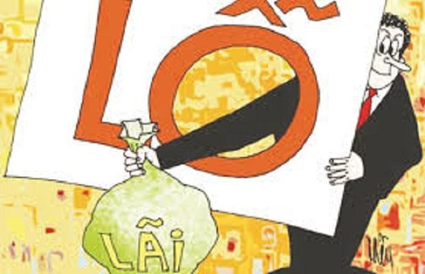 Tổng giá trị lỗ lũy kế của các doanh nghiệp FDI trên báo cáo tài chính khoảng 520.700 tỷ đồng.