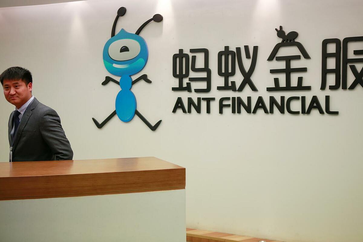 Các dòng sản phẩm tín dụng, bảo hiểm và đầu tư của Ant có thể cần phải được bán phá giá.