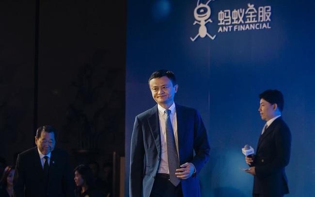 Ant Group của tỷ phú Jack Ma đã bị hoãn IPO vào cuối năm 2020.