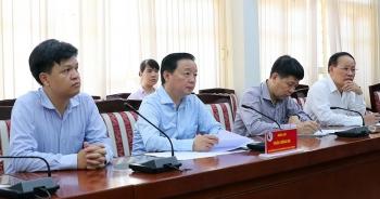 Bộ trưởng Tài nguyên và Môi trường tiếp dân 4 ngày trong năm 2021