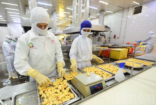 xuất khẩu tăng mạnh mẽ sau Hiệp định Thương mại Tự do EU-Việt Nam (EVFTA)