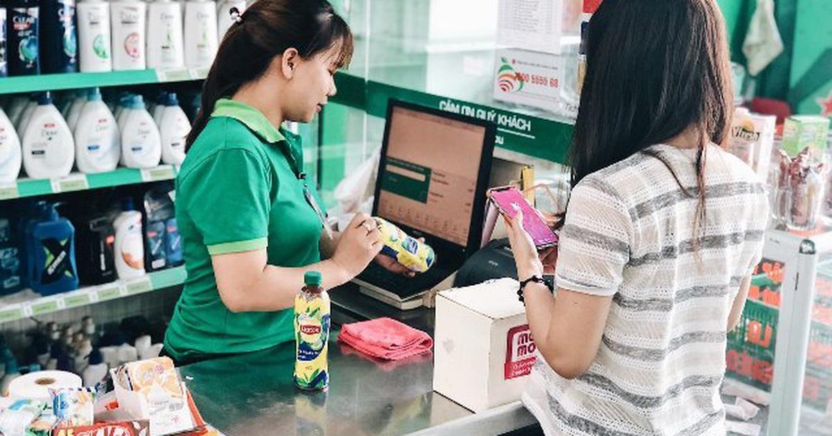 Người Việt thanh toán gần 11 triệu tỷ đồng qua điện thoại di động