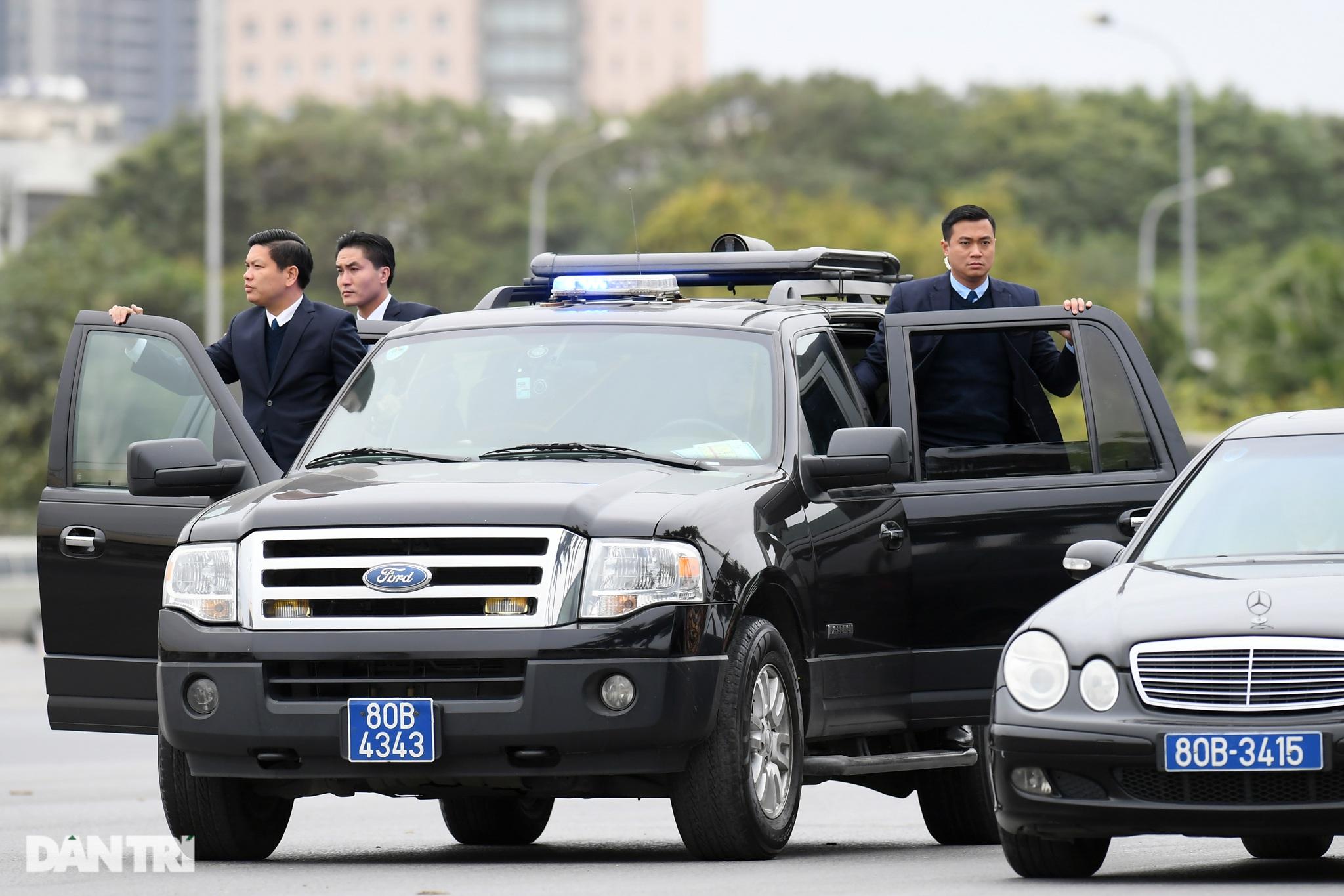 Diễn tập phòng chống khủng bố, bảo vệ nguyên thủ trước thềm Đại hội Đảng - 3