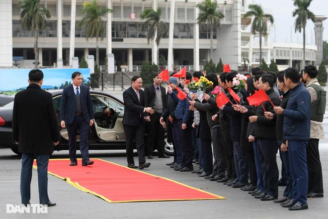Diễn tập phòng chống khủng bố, bảo vệ nguyên thủ trước thềm Đại hội Đảng - 7